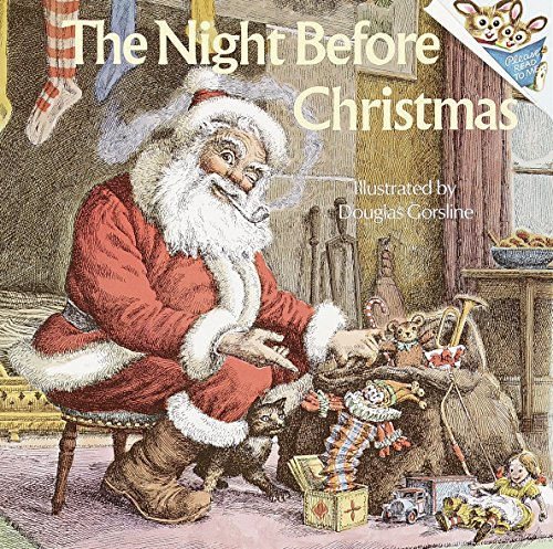 9780394830193: The Night Before Christmas