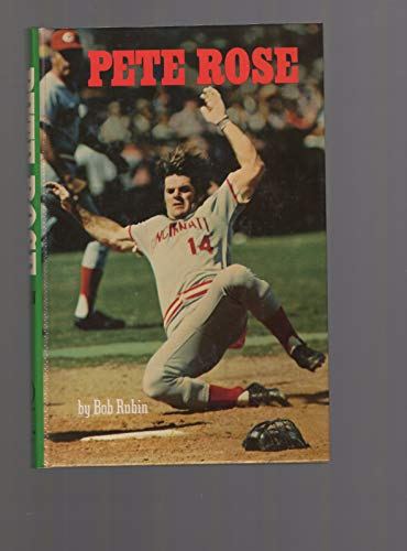 Pete Rose (Major League Library) (9780394830261) by Bob Rubin
