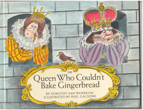 9780394830339: The Queen Who Couldn't Bake Gingerbread