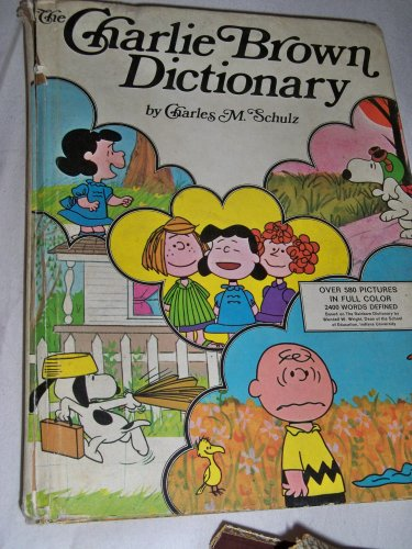 9780394830414: The Charlie Brown Dictionary