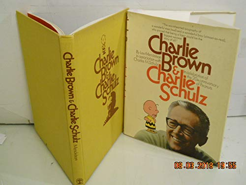 9780394830575: Charlie Brown and Charlie Schulz: In Celebration of the 20th Anniversary of Peanuts