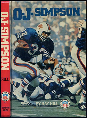9780394830612: O. J. Simpson (The Punt, pass, and kick library ; 23)
