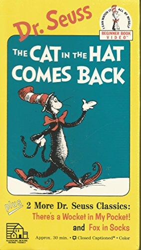 9780394830711 The Cat In The Hat Comes Back Fox In Socks