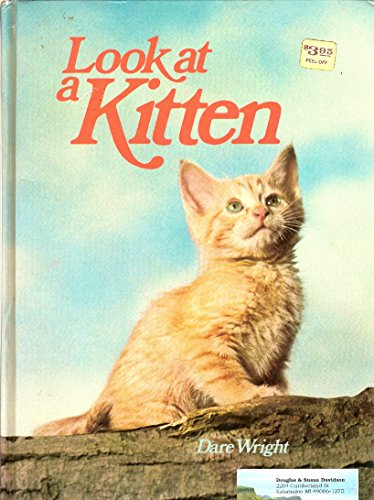 9780394831237: Look at a kitten