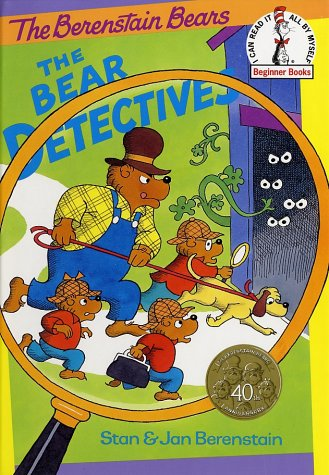 9780394831275: The Bear Detectives: The Case of the Missing Pumpkin (Beginner Books(r))
