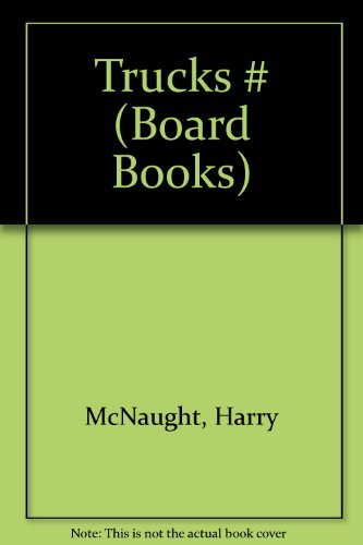 9780394832401: TRUCKS (BOARD) (Board Books)