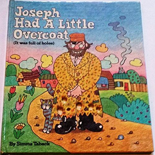 9780394832517: Joseph Had a Little Overcoat