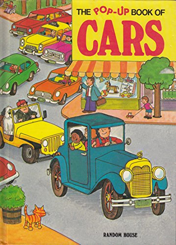 9780394832593: Pop-Up Book of Cars