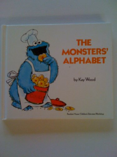 The Monsters' alphabet (0394832655) by Kay Wood