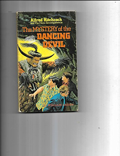9780394832890: Alfred Hitchcock and the Three Investigators in the Mystery of the Dancing Devil: Based on Characters Created by Robert Arthur (Alfred Hitchcock Mystery Series, 25)
