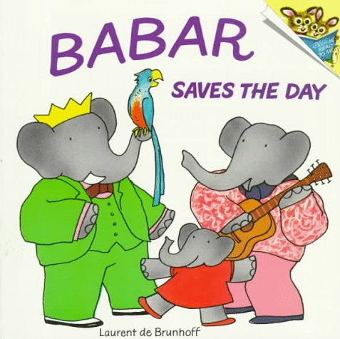 9780394833415: Babar Saves the Day (Pictureback(R))