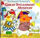 9780394833750: Richard Scarry's Great Steamboat Mystery