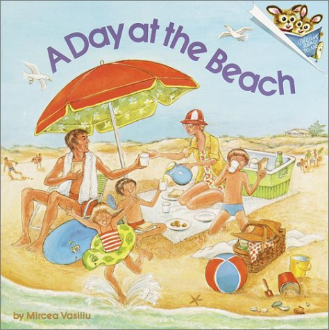 9780394834757: A Day at the Beach (Pictureback(R))