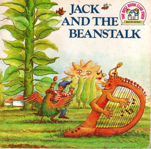 Jack and the Beanstalk (A Random House Pictureback): Goldsen, Bernette