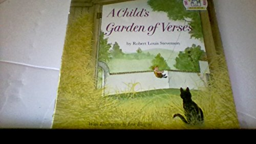 A selection of 24 poems from a child's garden of verses (A Random House pictureback): ...