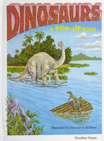 9780394835389: Dinosaurs: A Pop-Up Book