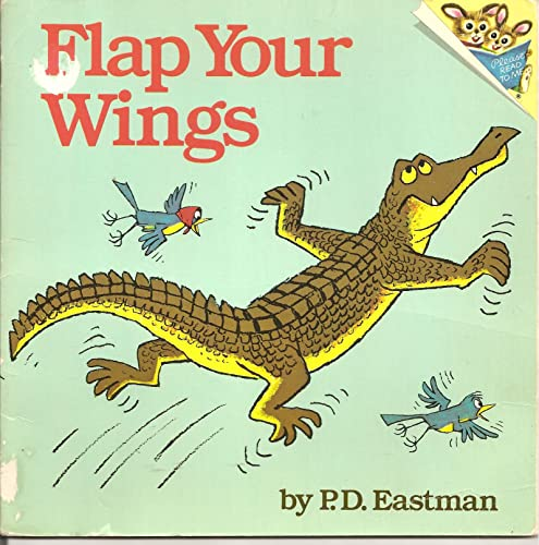 9780394835655: Flap Your Wings (Random House Pictureback)