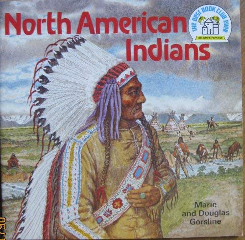 9780394835792: North American Indians (Random House Pictureback)