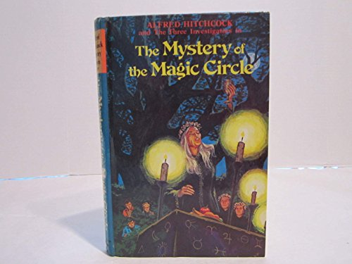 9780394836072: Alfred Hitchcock and the Three Investigators in The Mystery of the Magic Circle