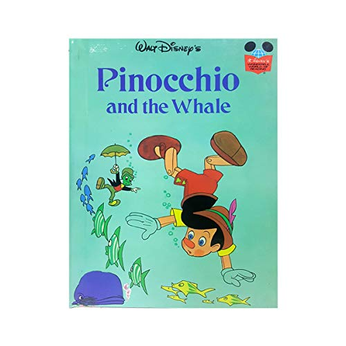 9780394837123: Pinocchio and the Whale (Disney's Wonderful World of Reading)