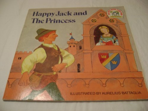 9780394837253: Happy Jack and the Princess