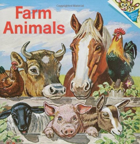 9780394837338: Farm Animals (Pictureback(R))