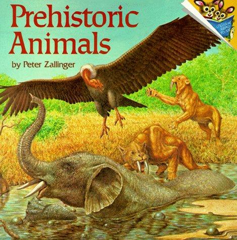 9780394837376: Prehistoric Animals (Pictureback(R))