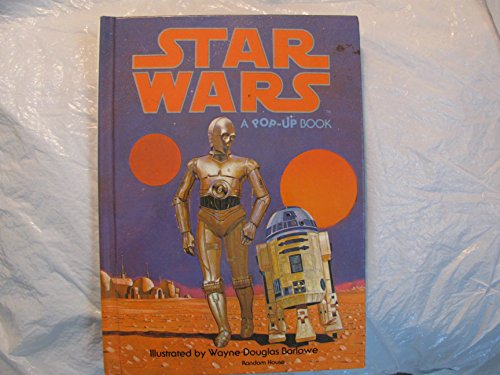 9780394837543: Star Wars: A Pop-Up Book