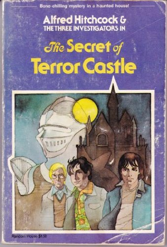 9780394837666: The Secret of Terror Castle (Alfred Hitchcock and The Three Investigators)