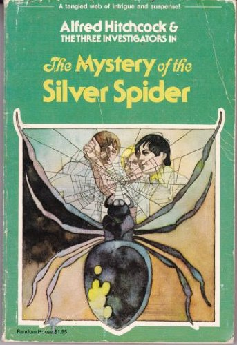 9780394837710: The Mystery of the Silver Spider (Alfred Hitchcock and the Three Investigators)