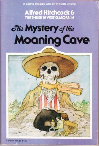 9780394837734: Alfred Hitchcock and the Three Investigators in the Mystery of the Moaning Cave, #10