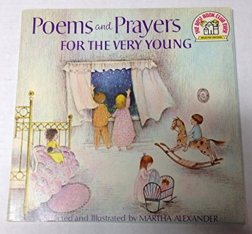 poems and prayers for the very young random house pictureback best