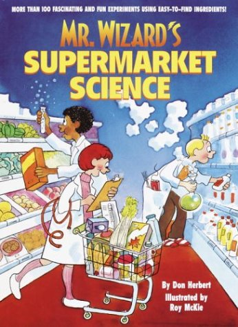 9780394838007: Mr. Wizard's Supermarket Science