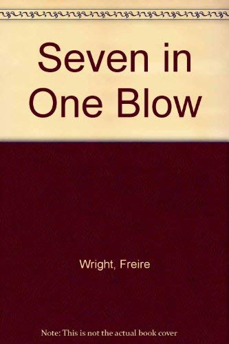 9780394838052: Seven in One Blow (A Random House pictureback)