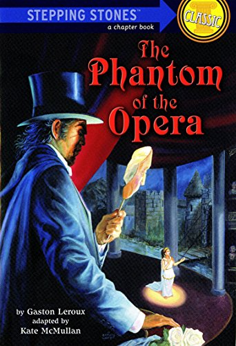9780394838472: The Phantom of the Opera (A Stepping Stone Book)