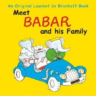 9780394838687: Babar and His Friends/Coloring Book/Jumbo Size