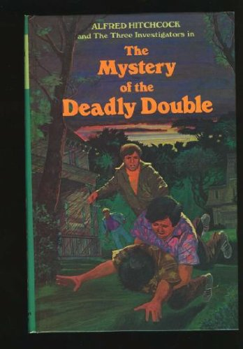 9780394839028: Alfred Hitchcock and the Three Investigators in the Mystery of the Deadly Double: Based on Characters Created by Robert Arthur