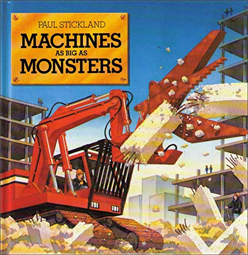 9780394839134: Machines As Big As Monsters