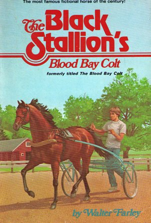 9780394839158: The Black Stallion's Blood Bay Colt