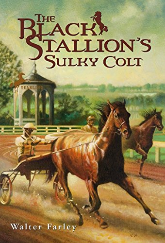 The Black Stallion's Sulky Colt (9780394839172) by Walter Farley
