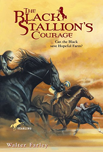 9780394839189: The Black Stallion's Courage