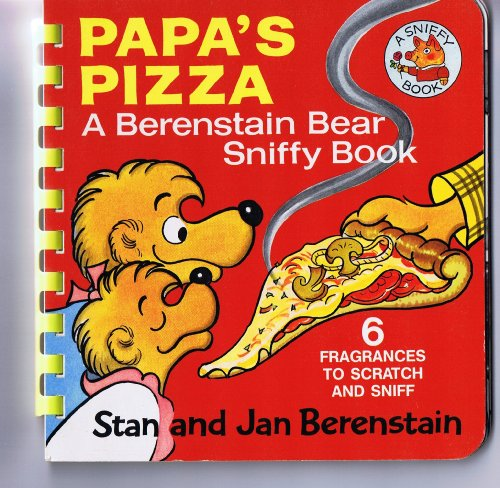 9780394839226: Papa's Pizza (A Berenstain Bear Sniffy Book)