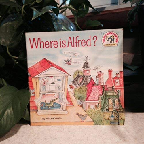 9780394839271: Where is Alfred?