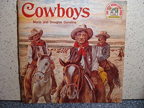9780394839349: Cowboys (A Random House pictureback)