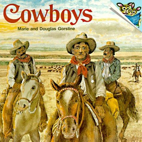 9780394839356: Cowboys (Pictureback(R))