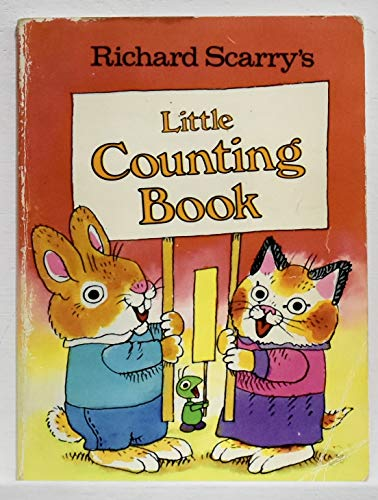 9780394839660: R S LITTLE COUNTING BK