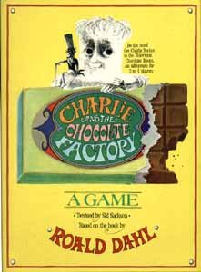 9780394839745: Charlie and the Chocolate Factory: A Game