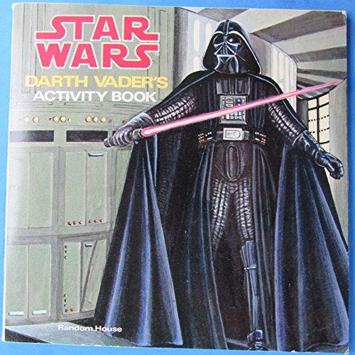 9780394840338: Star Wars Darth Vader's Activity Book