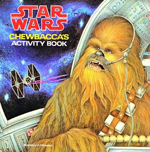 9780394840345: Star Wars Chewbacca's Activity Book