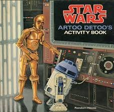 9780394840369: Star Wars Artoo Detoo's Activity Book